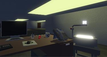Odd Office