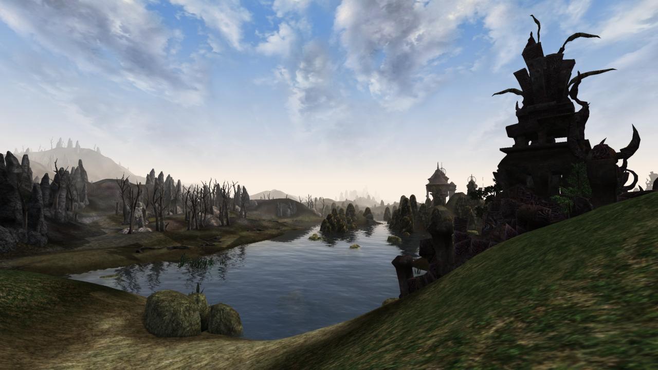 Morrowind, Ascadian Isles